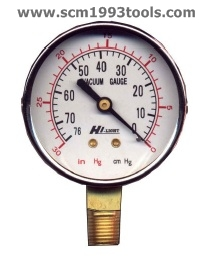 HILIGHT Vacuum Gauge 25 2 BSPT